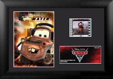 Film Cell Genuine 35mm Framed & Matted Disney Pixar Cars 2 Mater USFC5631
