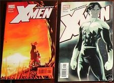 X-MEN 413 & 414 UNCANNY RARE NM XMEN MARVEL WOLVERINE
