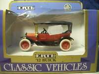 ERTL 12 BUICK CLASSIC VEHEICLES DIE CAST