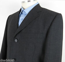 Dolce & Gabanna Virgin Wool Blend Blazer Jacket Suit Mens Size 41R 3 Button