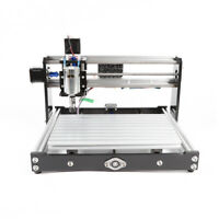 3 Axis Laser CNC Router Engraving Carving Engraver DIY Milling Machine Kits US