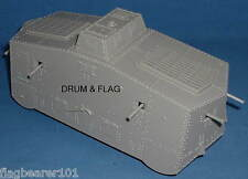 WESTON TOY CO. A7V TANK. WWI GERMAN. 1/35 - 1/32 SCALE. WWI. PLASTIC MODEL