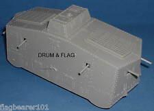Weston toy co. A7V tank. wwi allemand. 1/35 - échelle 1/32. la première guerre mondiale. plastic model