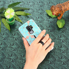 Phone case for iPhone XR 8 7 6 plus Diamond Ring Holder Stand Hybrid Hard Cover