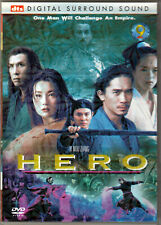 Hero a Dvd of Chinese China History Martial Art with Jet Li by Quentin Tarantino