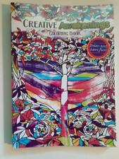 CREATIVE AWAKENINGS Kappa Adult Designer Series Relaxing Coloring Book * NEW