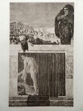 Julius DIEZ Jugendstil Art Nouveau Buch ° Heliogravuren ° limitiert Ausgabe