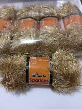 Panda - Sparkles Yarn x 5 - Gold New