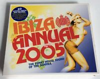 Ibiza Annual 2005 The Funky House Sound Of The Summer 3 x CD Box Set Ibiza Party