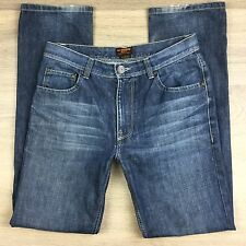 Ben Sherman The Original Hampstead Tapered Mens Jeans Size 32 Fit W31 (AA14)