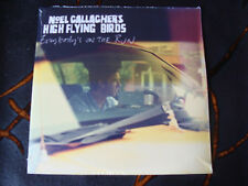 Slip Single: Noel Gallagher's High Flying Birds : Everybody's On The Run  Sealed