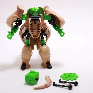Transformers Original Beast Wars Rhinox - Hasbro Maximal Deluxe Class Complete