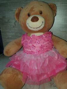 Build a Bear Teddy mit Kleidung