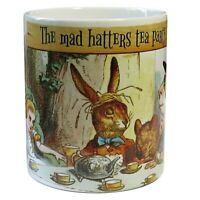 The Mad Hatters Tea Party Mug, The Mad Hatter, Tea Party, Alice In Wonderland.