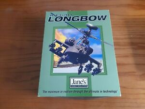Janes Apache Longbow PC BIG BOX