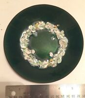 BEAUTIFUL OLD VINTAGE CLOISONNE ENAMEL SMALL CANDY DISH