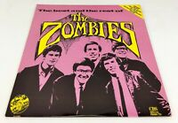 The Best And The Rest Of The Zombies ~ Back-Trac, P-17703, LP, US, 1984, NM