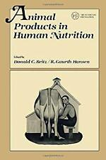 Animal Products in Human Nutrition by Beitz, Donald C.