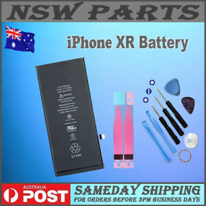 For iPhone XR Brand New Internal Battery Replacement 2942mAh High Quality A+++