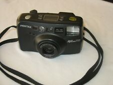 PENTEX IQ-ZOOOM 140 CAMERA  35mm Camera with 38-140mm  Lens With Case- ex cond