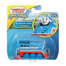 Thomas & Friends Take-n-Play STREAMLINED THOMAS Die-cast Metal Engine