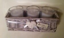 Unbranded Heart Jars/Container Candles & Tea Lights