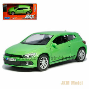 1:36 VW Scirocco Coupe Hot Hatch Model Car Diecast Toy Vehicle Collection Gift