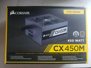 Corsair CX450M 450W 80 PLUS Bronze Power Supply