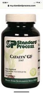Standard Process Catalyn GF- Gluten Free. 360 Tablets. Exp. 8/25/2022.