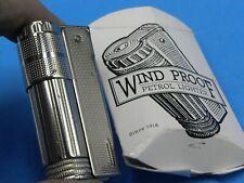 Vintage IMCO Lighter Triplex Streamline 6800 Made In Austria New Old Stock