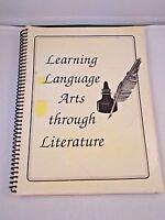 Learning Language Arts Through Literature Yellow Book 3rd Grade 2nd Printing