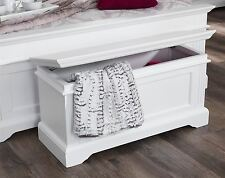 Gainsborough Blanket Box. Solid blanket box, storage. Fully ASSEMBLED