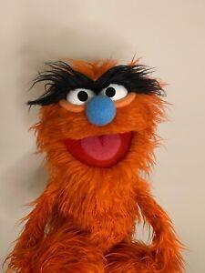 Orange Monster Professional Puppet eyebrow mech - Jarrod Boutcher