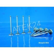 8x AUSLAßVENTIL 8x EINLAßVENTIL SET SATZ RENAULT MEGANE BA0/1 BM0/1 DA0/1 BZ0_