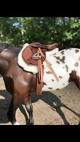 Breyer Horse Peter Stone Traditional Tack English Saddle