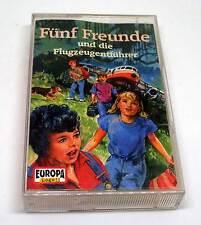 Fünf Freunde ( 5 ) Hörspielkassette - Europa Folge 25 und die Flugzeugentführer