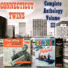 Connecticut Twins - Complete Anthology Volume 3 Brand New Polka CD Great Classic