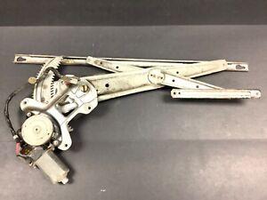 94-01 Integra 3DR Left Door Window Regulator Power Motor Crank Glass Opener OEM