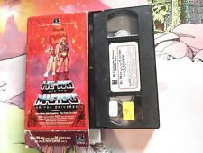 Vintage He-man Masters of the Universe VHS TAPE, VOL 2, RCA, case, Teela