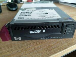 HP C7492-69202 LTO1 100/200GB SCSI ULTRIUM 215 C7377-6040