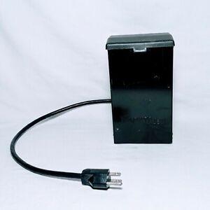 Malibu Intermatic LV341T Low Voltage Lighting 88-Watt Transformer/Timer