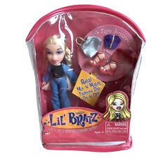 Lil Bratz Doll Cloe New Old Stock 2002 Lil Bratz Pack Styling Accessories