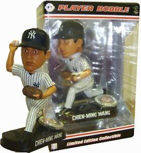 Chien-Meng Wang LE Yankees Home Bobblehead