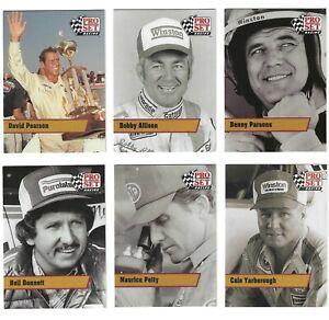 1991 Pro Set Legends Complete 37 card set! Pristine cards