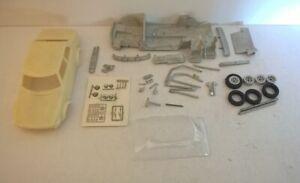 1-43 SAAB Ty.99 Turbo Rally 1978-1983 Kit montaggio NO NAME