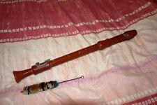 Flute à bec Hohner ALTO à Clef  flûte 1965