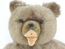 grosser antiker Teddy Teddybär ohne Gelenke ca. 60cm