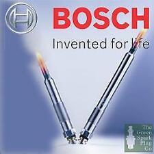 4x Bosch Sheathed Element Glow Plug 0250403009