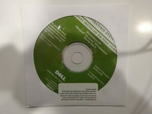 DELL Windows XP Professional Service Pack 2 CD - Dell P/N 0FK812 SEALED
