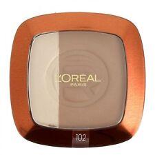 Glam Bronze Poudre Bronzante Duo Soleil 102 Brunette Harmony L'Oréal